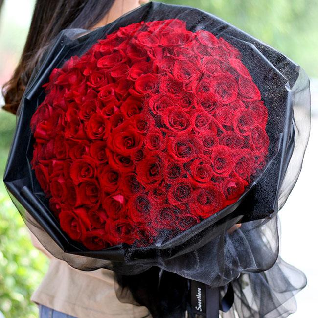 女友23岁生日送几朵花合适
